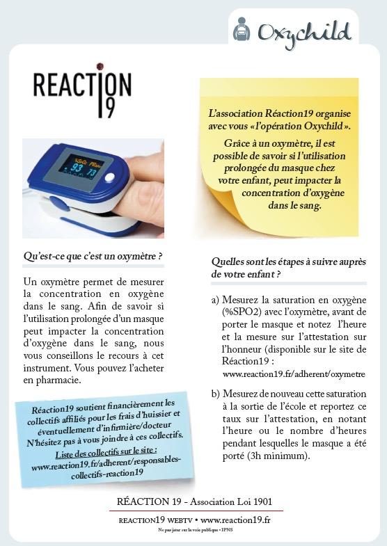 Oxychild - Reaction19.fr
